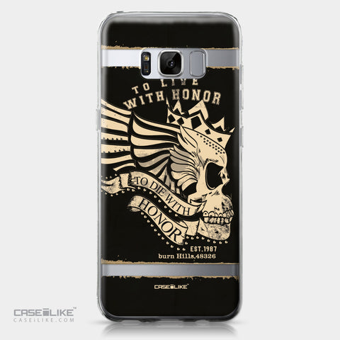 Samsung Galaxy S8 case Art of Skull 2529 | CASEiLIKE.com