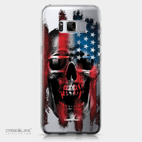 Samsung Galaxy S8 case Art of Skull 2532 | CASEiLIKE.com