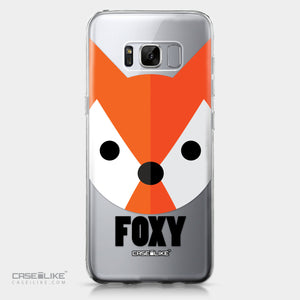 Samsung Galaxy S8 case Animal Cartoon 3637 | CASEiLIKE.com