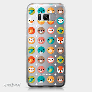 Samsung Galaxy S8 case Animal Cartoon 3638 | CASEiLIKE.com
