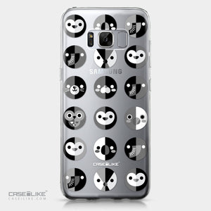 Samsung Galaxy S8 case Animal Cartoon 3639 | CASEiLIKE.com