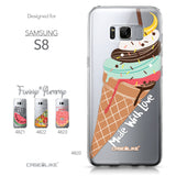 Samsung Galaxy S8 case Ice Cream 4820 Collection | CASEiLIKE.com