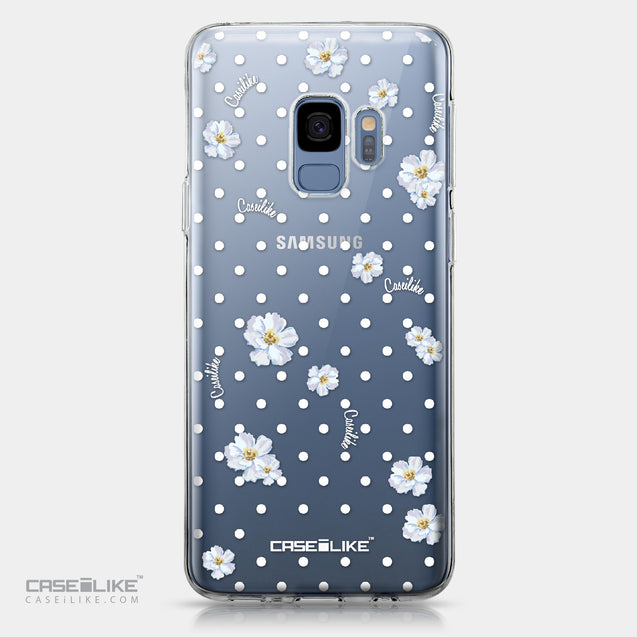 Samsung Galaxy S9 case Watercolor Floral 2235 | CASEiLIKE.com