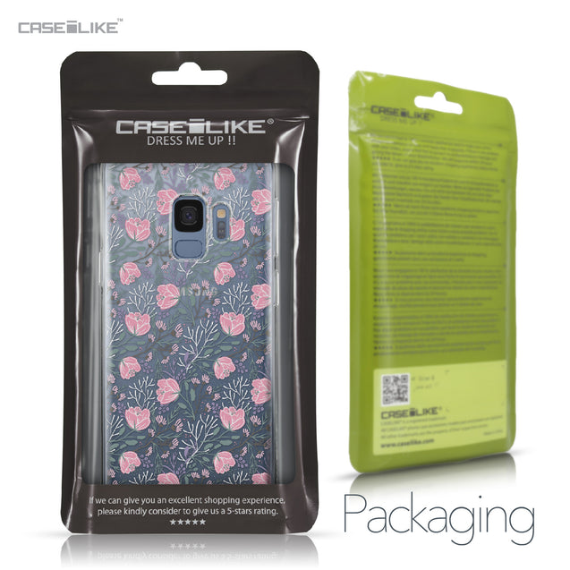 Samsung Galaxy S9 case Flowers Herbs 2246 Retail Packaging | CASEiLIKE.com