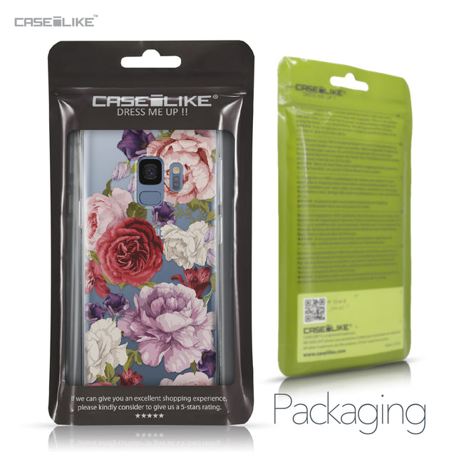 Samsung Galaxy S9 case Mixed Roses 2259 Retail Packaging | CASEiLIKE.com