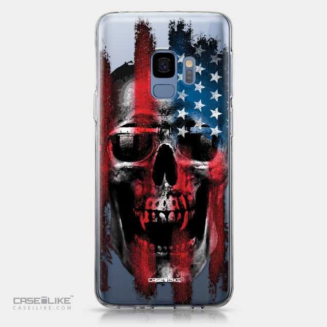 Samsung Galaxy S9 case Art of Skull 2532 | CASEiLIKE.com