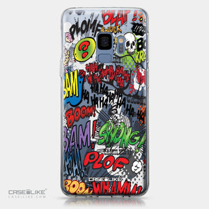 Samsung Galaxy S9 case Comic Captions 2914 | CASEiLIKE.com
