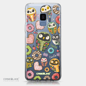 Samsung Galaxy S9 case Owl Graphic Design 3315 | CASEiLIKE.com