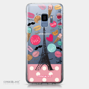 Samsung Galaxy S9 case Paris Holiday 3904 | CASEiLIKE.com