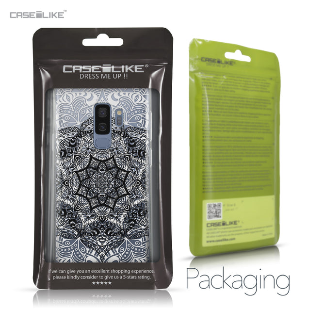 Samsung Galaxy S9 Plus case Mandala Art 2097 Retail Packaging | CASEiLIKE.com