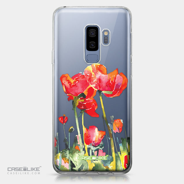 Samsung Galaxy S9 Plus case Watercolor Floral 2230 | CASEiLIKE.com