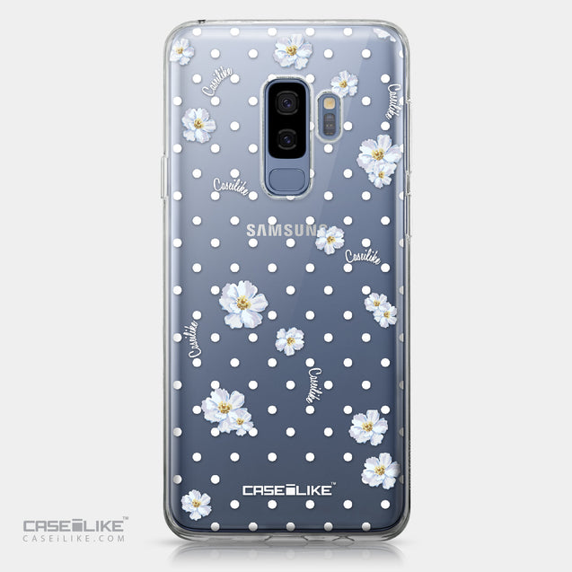 Samsung Galaxy S9 Plus case Watercolor Floral 2235 | CASEiLIKE.com