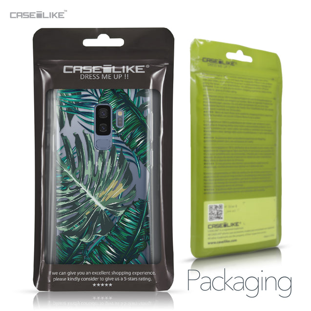 Samsung Galaxy S9 Plus case Tropical Palm Tree 2238 Retail Packaging | CASEiLIKE.com