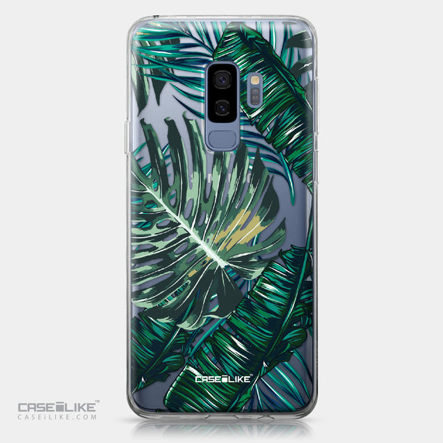 Samsung Galaxy S9 Plus case Tropical Palm Tree 2238 | CASEiLIKE.com