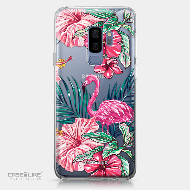 Samsung Galaxy S9 Plus case Tropical Flamingo 2239 | CASEiLIKE.com
