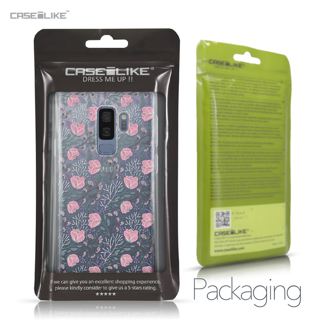 Samsung Galaxy S9 Plus case Flowers Herbs 2246 Retail Packaging | CASEiLIKE.com