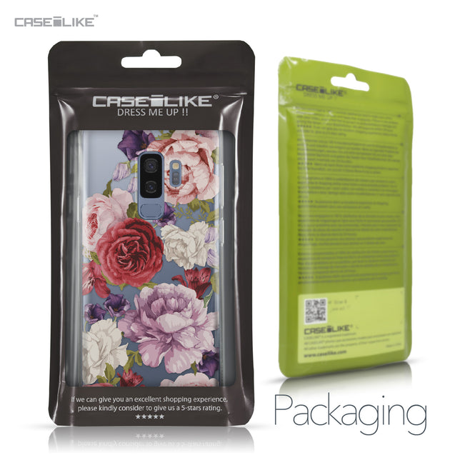 Samsung Galaxy S9 Plus case Mixed Roses 2259 Retail Packaging | CASEiLIKE.com