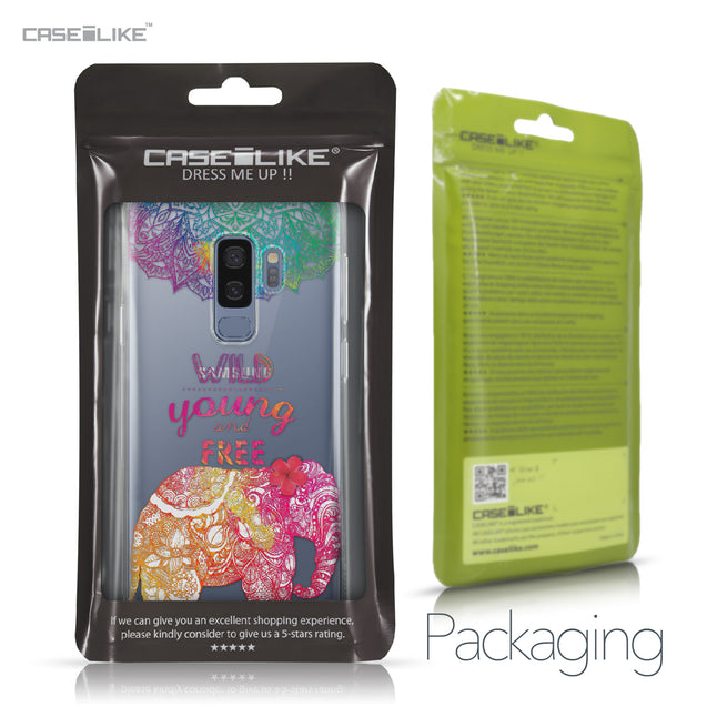 Samsung Galaxy S9 Plus case Mandala Art 2302 Retail Packaging | CASEiLIKE.com