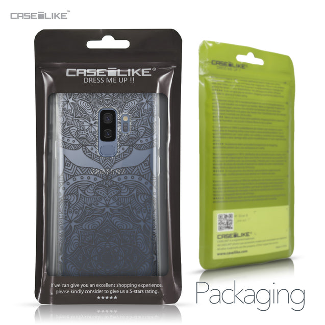 Samsung Galaxy S9 Plus case Mandala Art 2304 Retail Packaging | CASEiLIKE.com