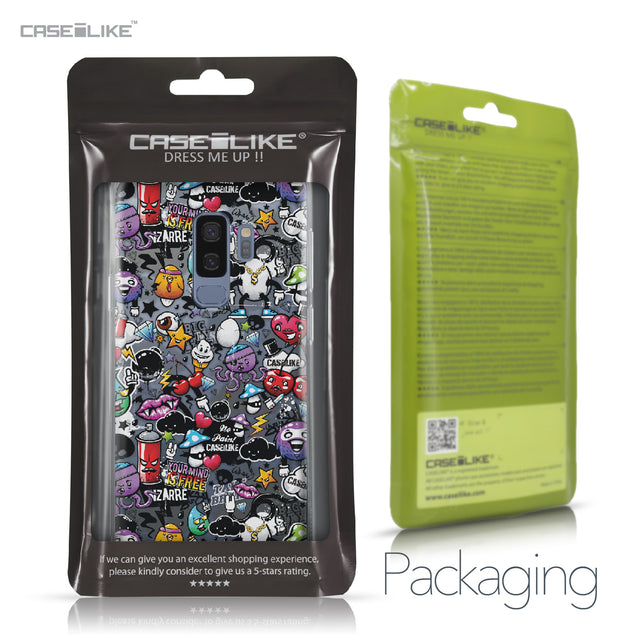 Samsung Galaxy S9 Plus case Graffiti 2703 Retail Packaging | CASEiLIKE.com
