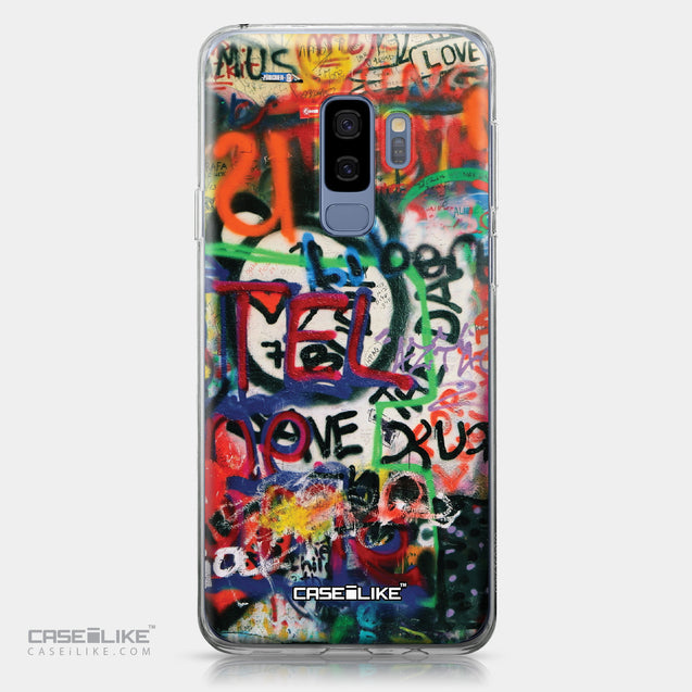 Samsung Galaxy S9 Plus case Graffiti 2721 | CASEiLIKE.com