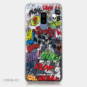 Samsung Galaxy S9 Plus case Comic Captions 2914 | CASEiLIKE.com