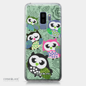 Samsung Galaxy S9 Plus case Owl Graphic Design 3313 | CASEiLIKE.com