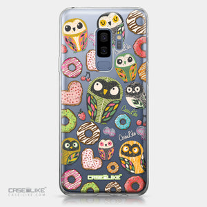 Samsung Galaxy S9 Plus case Owl Graphic Design 3315 | CASEiLIKE.com