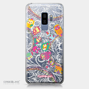 Samsung Galaxy S9 Plus case Owl Graphic Design 3316 | CASEiLIKE.com
