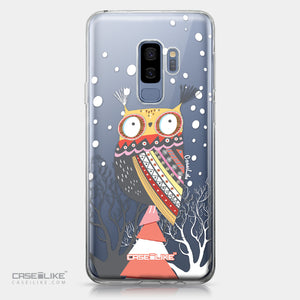 Samsung Galaxy S9 Plus case Owl Graphic Design 3317 | CASEiLIKE.com