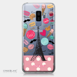Samsung Galaxy S9 Plus case Paris Holiday 3904 | CASEiLIKE.com