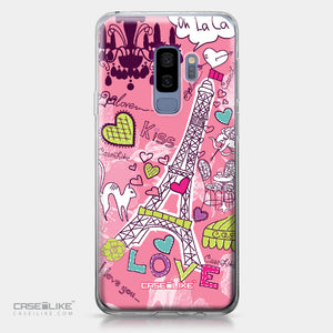 Samsung Galaxy S9 Plus case Paris Holiday 3905 | CASEiLIKE.com