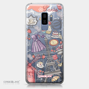 Samsung Galaxy S9 Plus case Paris Holiday 3907 | CASEiLIKE.com