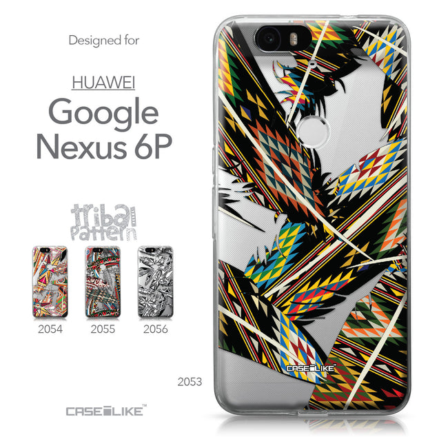 Huawei Google Nexus 6P case Indian Tribal Theme Pattern 2053 Collection | CASEiLIKE.com