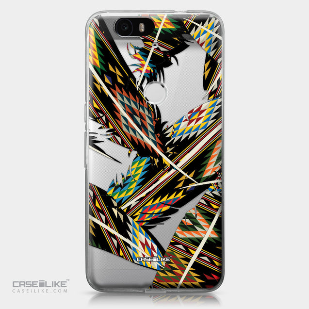 Huawei Google Nexus 6P case Indian Tribal Theme Pattern 2053 | CASEiLIKE.com