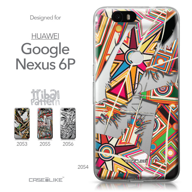 Huawei Google Nexus 6P case Indian Tribal Theme Pattern 2054 Collection | CASEiLIKE.com
