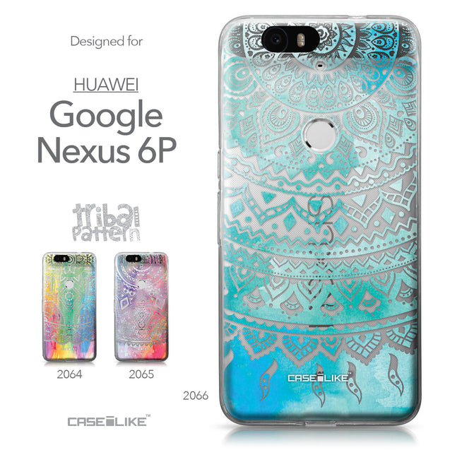Huawei Google Nexus 6P case Indian Line Art 2066 Collection | CASEiLIKE.com