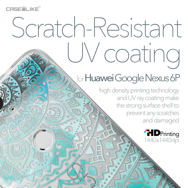 Huawei Google Nexus 6P case Indian Line Art 2066 with UV-Coating Scratch-Resistant Case | CASEiLIKE.com