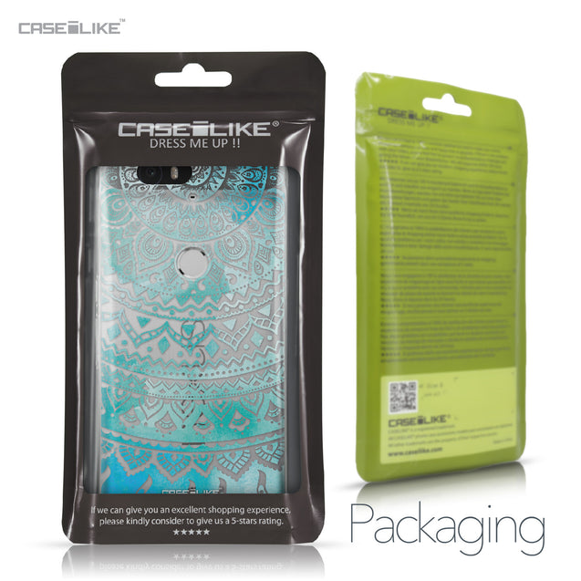Huawei Google Nexus 6P case Indian Line Art 2066 Retail Packaging | CASEiLIKE.com