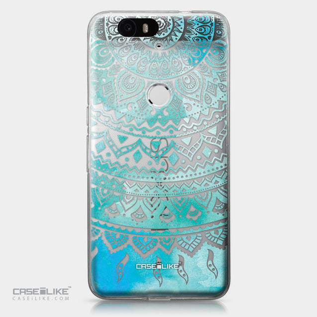 Huawei Google Nexus 6P case Indian Line Art 2066 | CASEiLIKE.com