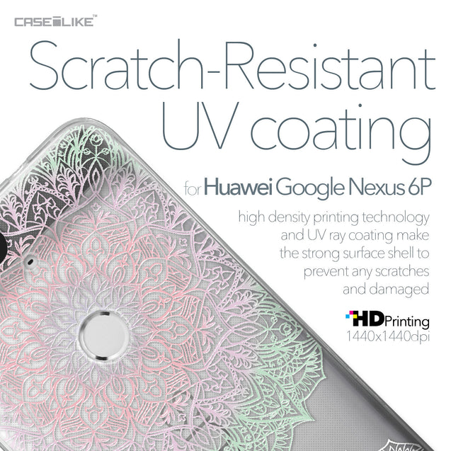 Huawei Google Nexus 6P case Mandala Art 2092 with UV-Coating Scratch-Resistant Case | CASEiLIKE.com