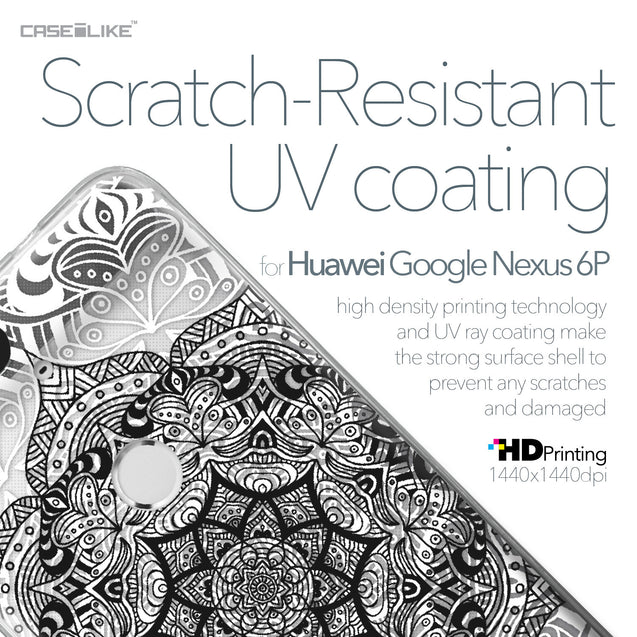Huawei Google Nexus 6P case Mandala Art 2097 with UV-Coating Scratch-Resistant Case | CASEiLIKE.com