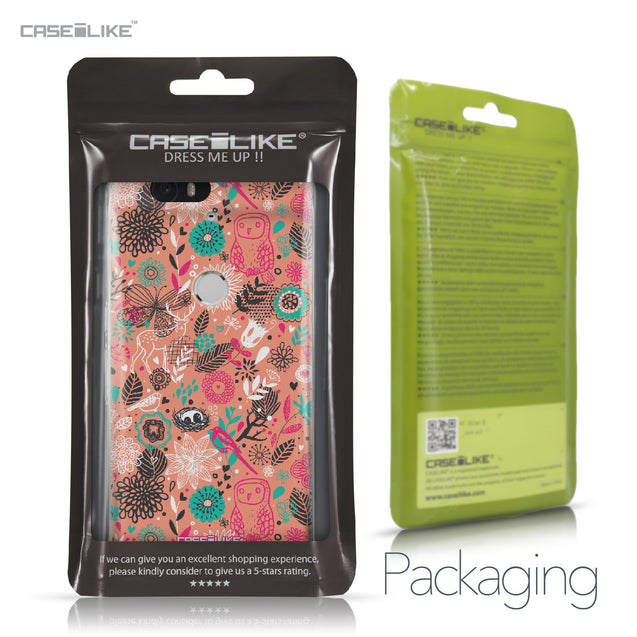 Huawei Google Nexus 6P case Spring Forest Pink 2242 Retail Packaging | CASEiLIKE.com