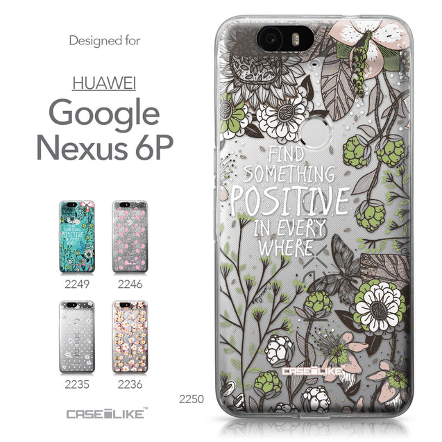 Huawei Google Nexus 6P case Blooming Flowers 2250 Collection | CASEiLIKE.com