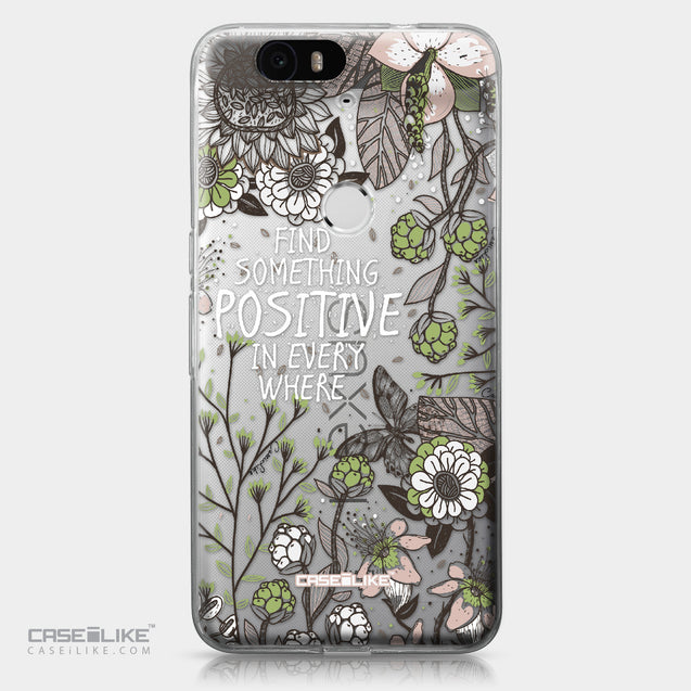 Huawei Google Nexus 6P case Blooming Flowers 2250 | CASEiLIKE.com