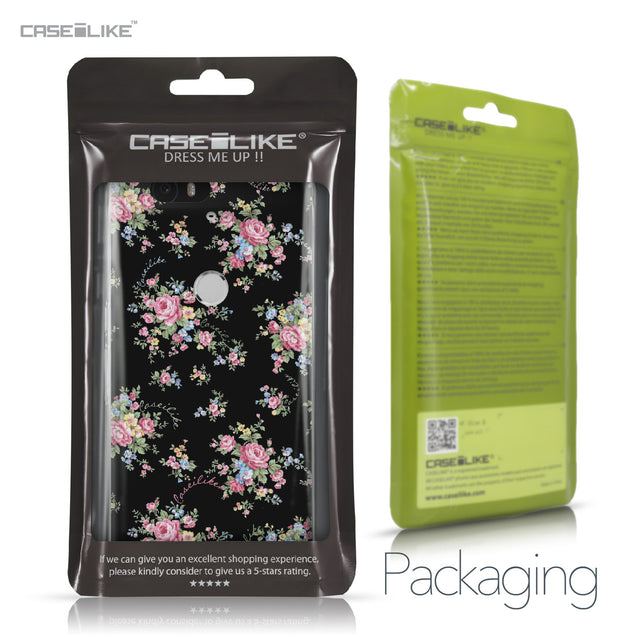 Huawei Google Nexus 6P case Floral Rose Classic 2261 Retail Packaging | CASEiLIKE.com