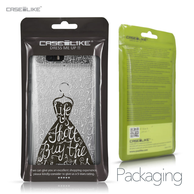 Huawei Google Nexus 6P case Quote 2404 Retail Packaging | CASEiLIKE.com