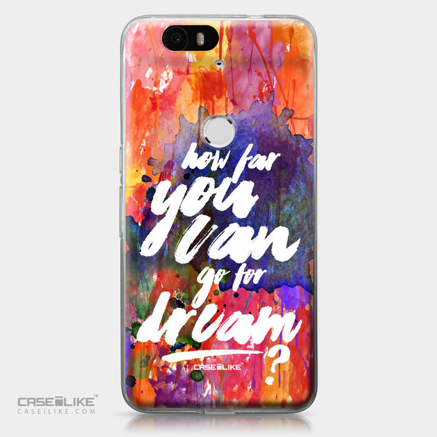 Huawei Google Nexus 6P case Quote 2421 | CASEiLIKE.com