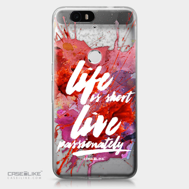 Huawei Google Nexus 6P case Quote 2423 | CASEiLIKE.com