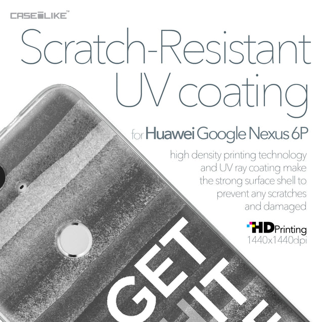 Huawei Google Nexus 6P case Quote 2429 with UV-Coating Scratch-Resistant Case | CASEiLIKE.com